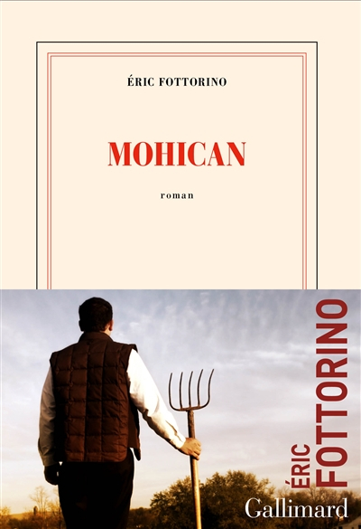 Couverture Mohican