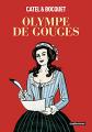 Couverture Olympe de Gouges Editions Casterman 2021
