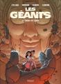 Couverture Les Géants, tome 3 : Bora et Leap Editions Glénat 2021