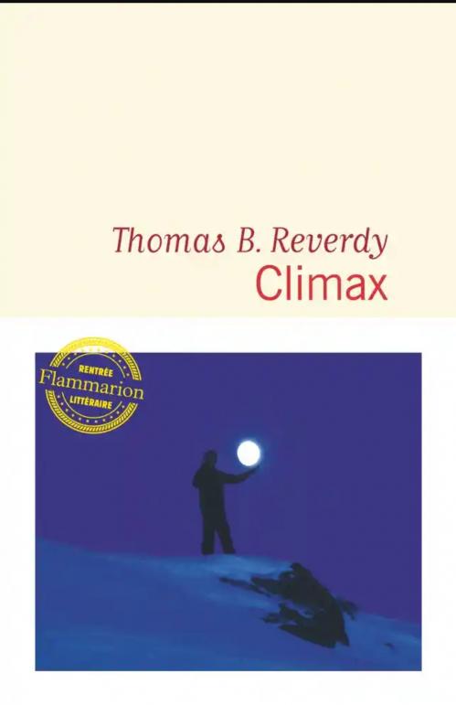 Couverture Climax