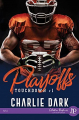 Couverture Touchdown, tome 1 : Playoffs Editions Juno Publishing 2021