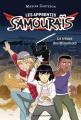 Couverture Les apprentis Samouraïs - Le trésor des Minamoto Editions Bayard (Jeunesse) 2021