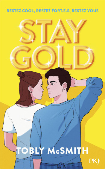 Couverture Stay Gold