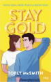 Couverture Stay Gold Editions Pocket (Jeunesse) 2021