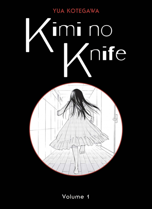 Couverture Kimi no Knife, tome 01