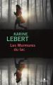 Couverture Les Murmures du lac Editions Gabelire 2021