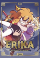 Couverture Erika et les princes en détresse, tome 2 Editions Autoédité 2021