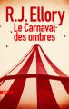 Couverture Le carnaval des ombres Editions Sonatine 2021