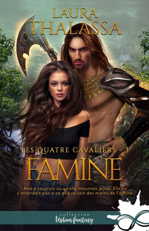 Couverture Les Quatre cavaliers, tome 3 : Famine