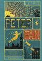 Couverture Peter Pan, illustré (MinaLima) Editions Flammarion (Jeunesse) 2021