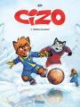 Couverture Cizo, tome 3 : Terrain glissant Editions Kennes 2021