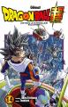 Couverture Dragon Ball Super, tome 14 : Son Goku, Le Patrouilleur Galactique Editions Glénat (Shônen) 2021