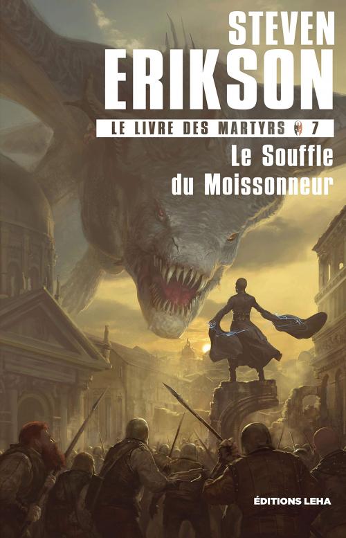 Couverture Le livre des martyrs, tome 07 : Le Souffle du Moissonneur