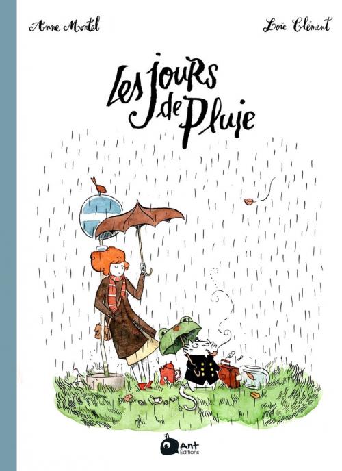 Couverture Shä & Salomé : Jours de pluie / Les jours de pluie