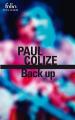 Couverture Back up Editions Folio  (Policier) 2018