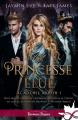 Couverture Académie Arbon, tome 1 : Princesse élue Editions Infinity (Romance passion) 2021