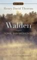 Couverture Walden ou la vie dans les bois / Walden Editions Signet (Classic) 2012