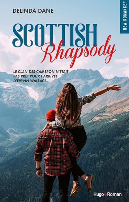 Couverture Scottish Rhapsody