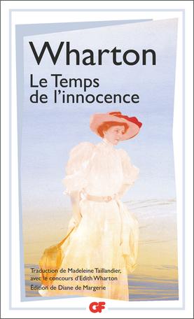 Couverture Le temps de l'innocence / L'âge de l'innocence