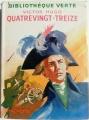 Couverture Quatrevingt-treize Editions Hachette 1956