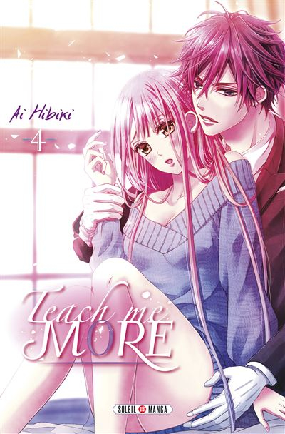 Couverture Teach me more, tome 4