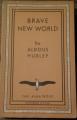 Couverture Le Meilleur des mondes Editions Albatros 1947
