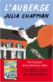 Couverture Les Chroniques de Fogas, tome 1 : L'auberge Editions Robert Laffont 2021