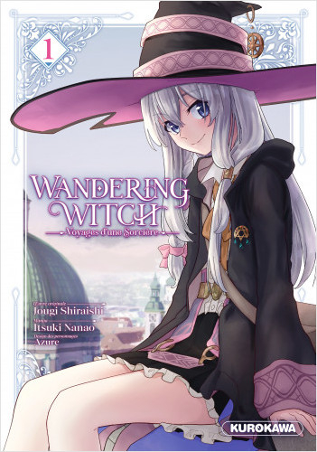 Couverture Wandering Witch, tome 1