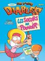 Couverture Les P'tits Diables, tome 31 : Les soeurs au pouvoir ! Editions Soleil 2021