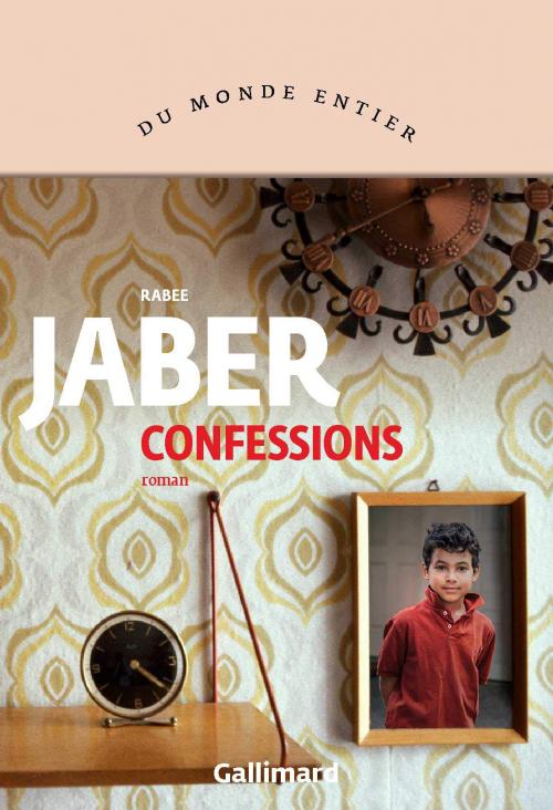 Couverture Confessions