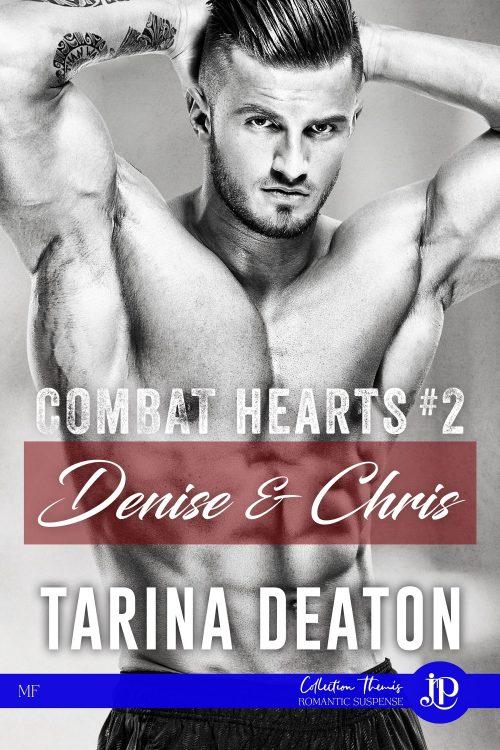 Couverture Combat Hearts, tome 2 : Denise & Chris