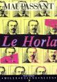 Couverture Le Horla Editions Mille et une nuits 1994