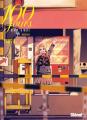 Couverture 100 jours avant ta mort, tome 3 Editions Glénat (Shôjo) 2021