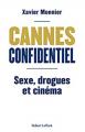 Couverture Cannes Confidentiel Editions Robert Laffont 2021