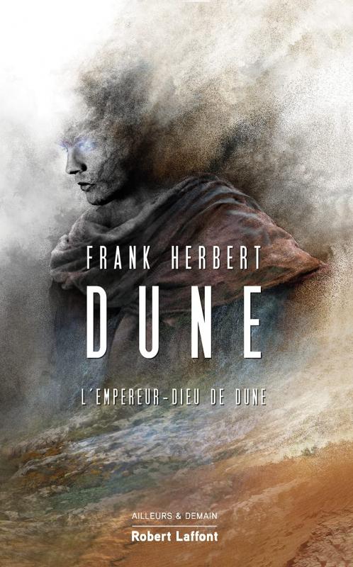 Couverture Le cycle de Dune (6 tomes), tome 4 : L'empereur-dieu de Dune
