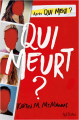 Couverture One of us is lying, tome 2 : Qui meurt ? Editions Nathan 2021