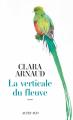 Couverture La verticale du fleuve Editions Actes Sud (Domaine français) 2021