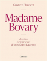Couverture Madame Bovary, intégrale Editions Gallimard  2021