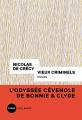 Couverture Vieux criminels Editions Gallimard  (Sygne) 2021