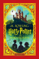 Couverture Harry Potter, illustré (MinaLima), tome 1 : Harry Potter à l'école des sorciers Editions Presença 2020