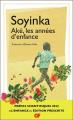 Couverture Aké, les années d'enfance Editions Flammarion (GF) 2021