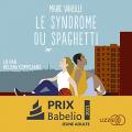 Couverture Le syndrôme du spaghetti Editions Lizzie 2021