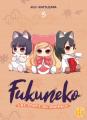 Couverture Fukuneko : Les chats du bonheur, tome 3 Editions Nobi nobi ! 2021