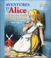 Couverture Alice au Pays des Merveilles / Les aventures d'Alice au Pays des Merveilles Editions Mic mac 2015