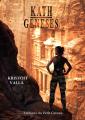 Couverture Kath, tome 3 : Genèses Editions du Petit Caveau (Sang neuf) 2021