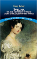 Couverture Evelina Editions Dover Thrift (Classics) 2015