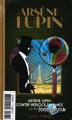 Couverture Arsène Lupin contre Herlock Sholmès Editions Hachette 2021