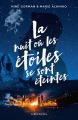 Couverture La nuit où les étoiles se sont éteintes Editions Albin Michel (Jeunesse) 2021