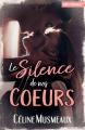 Couverture Le silence de nos coeurs Editions Nymphalis 2021