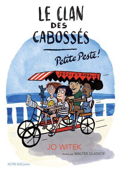 Couverture Le Clan des Cabossés, tome 1 : Petite peste !